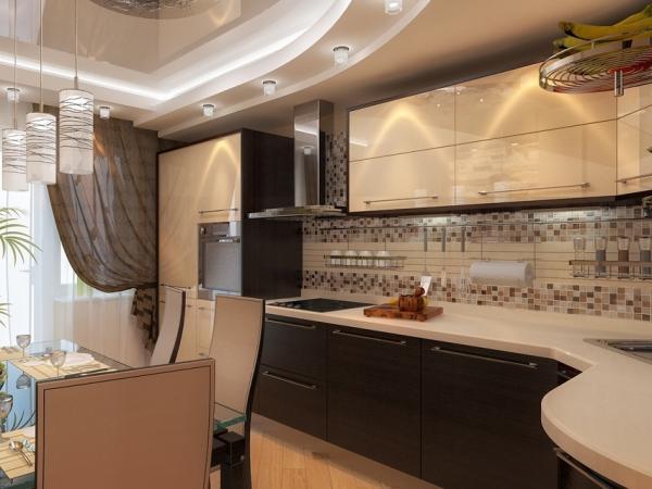 Лаконичные цвета интерьера для кухни