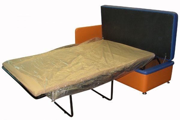 диван-раскладушка для маленькой кухни
