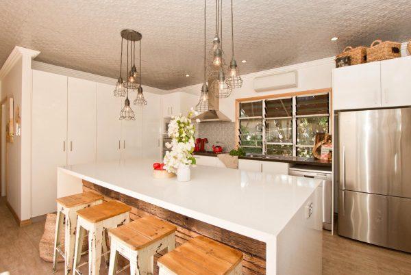 плафоны на кухне