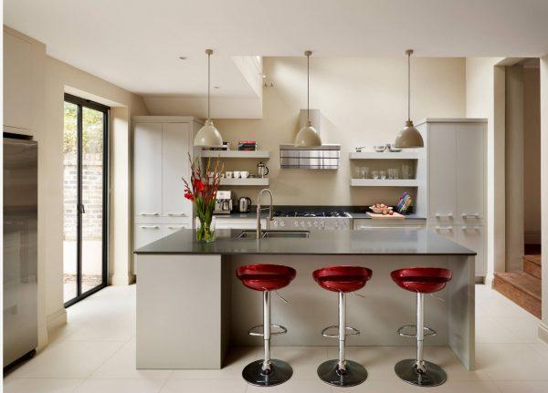 Стильный дизайн для кухни 2017 года