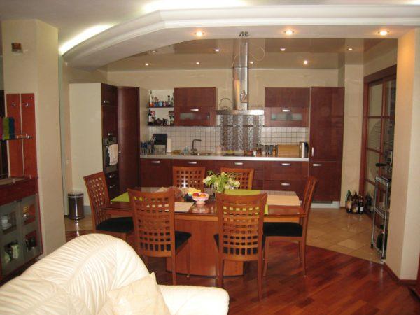 Классический стиль в гостиной