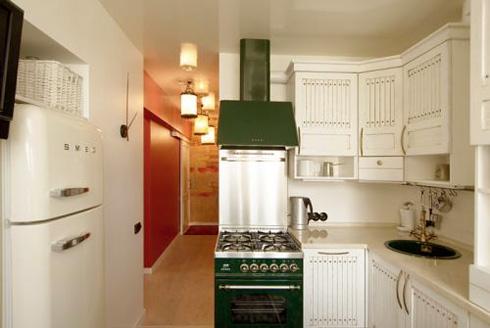 Дизайн белой кухни 6 кв м в хрущевке