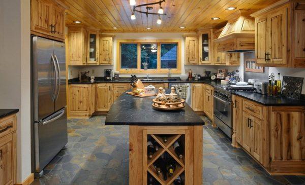 """Стиль """"кантри"""" на кухне на современный лад"""