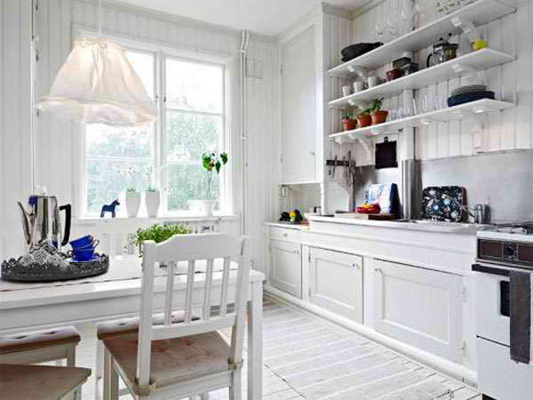 Дизайн кухни 8 кв м — фото новинки 2017 года