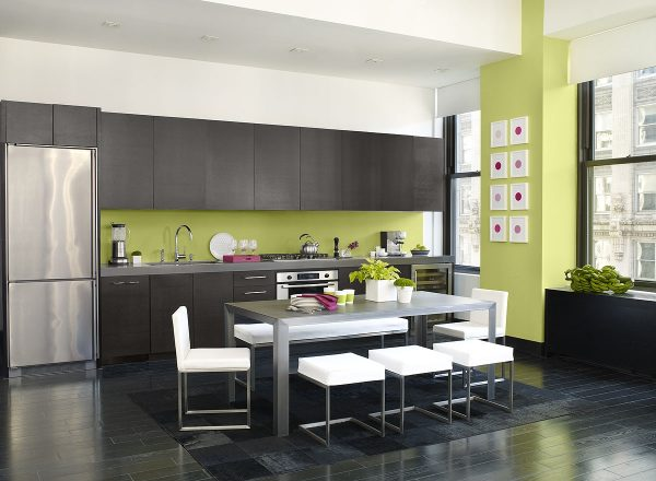 A Modern Haven  Inspired kitchen living by Bosch Home