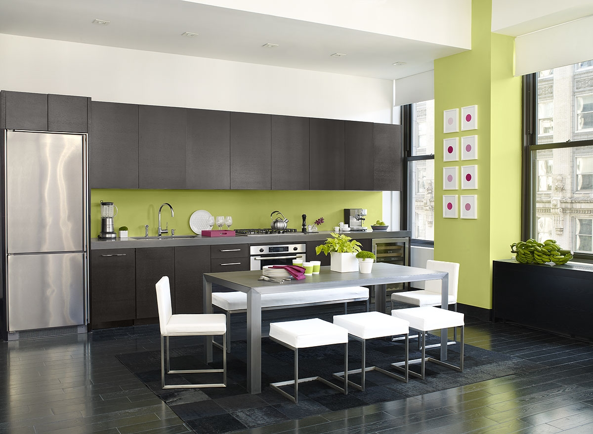 kitchen wall paint colors picking the best kitchen colors