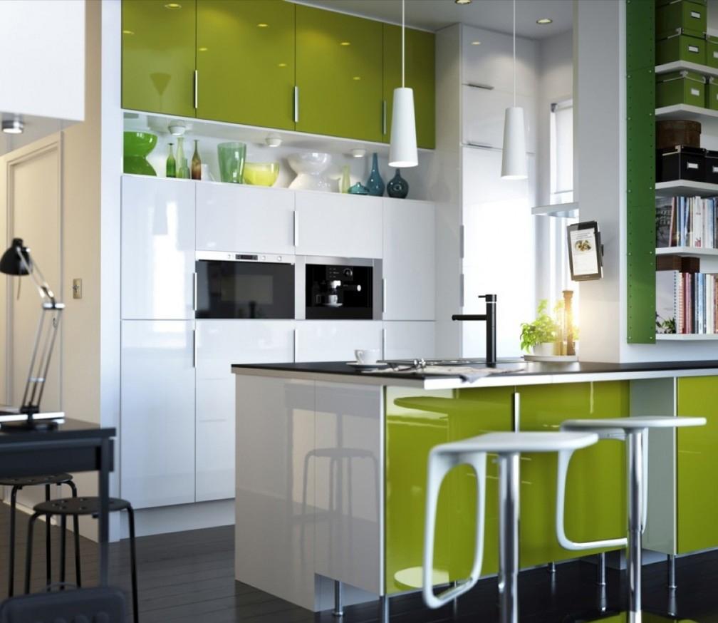 Современные кухни 2017 года — модный интерьер дизайн
