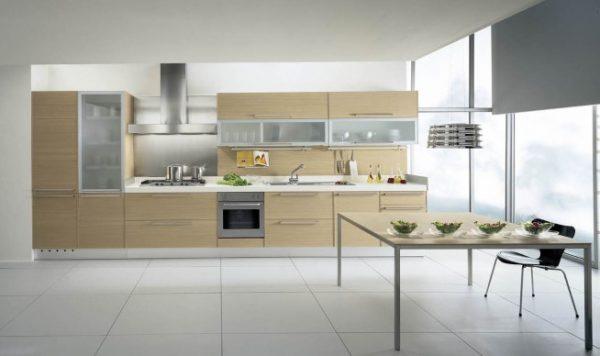 Минимализм на современной кухне