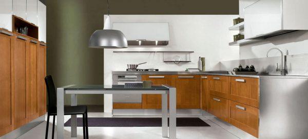 стильная кухня 2017