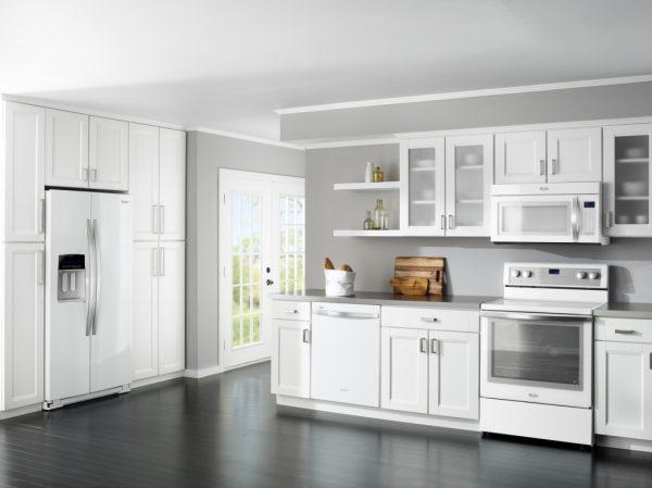 белая кухня 2017