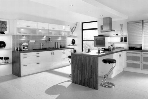современная кухня 2017