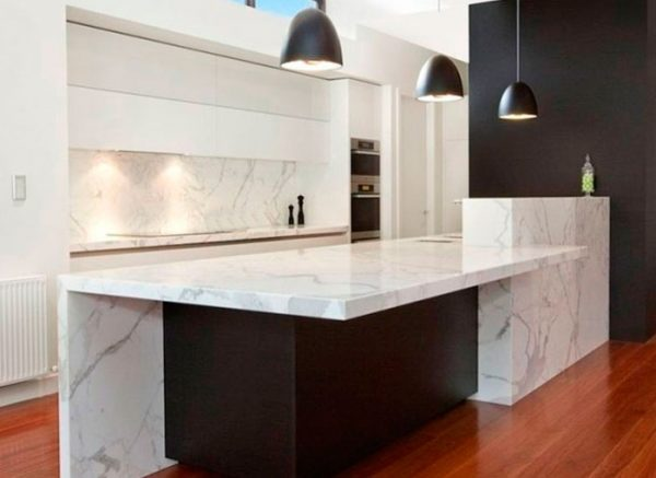 освещение кухни без навесных шкафов