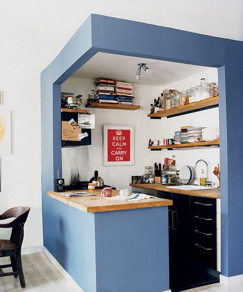 решение для маленькой кухни