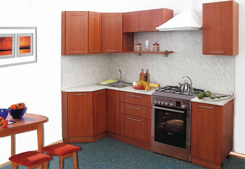 Кухонный гарнитур эконом класса от 5000 до 7000 рублей — фото примеров