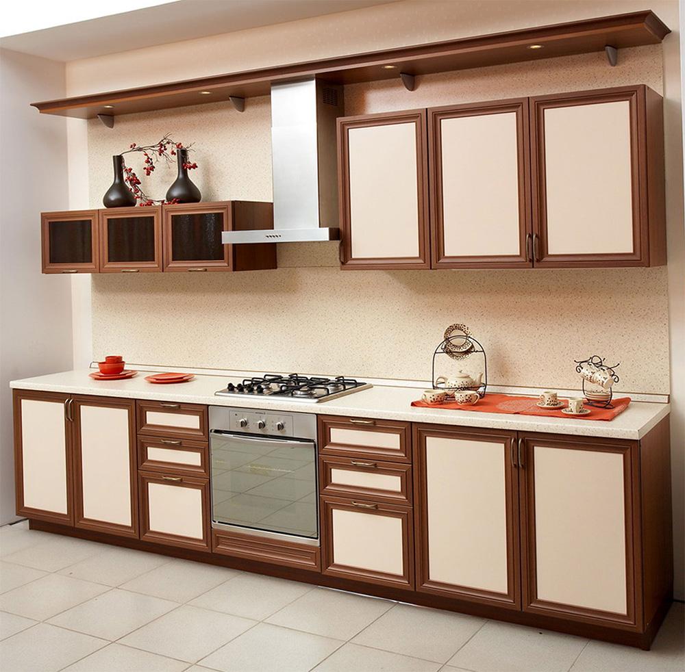 Кухни рамочные из мдф