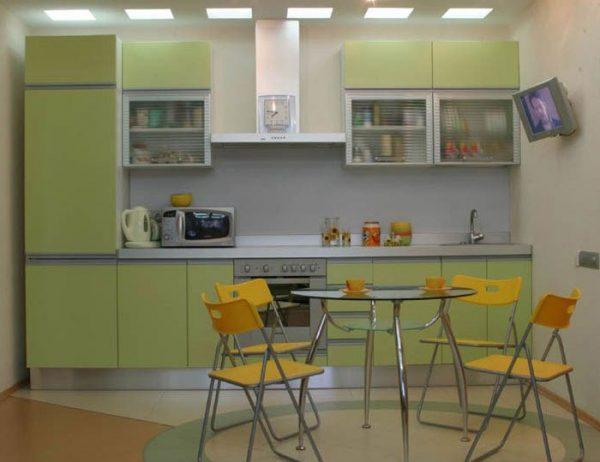 зелёная кухня своими руками