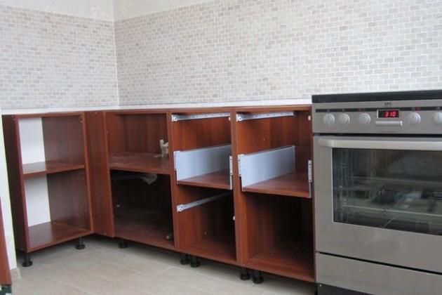 Кухонный гарнитур своими руками — чертежи и схемы, фото и видео