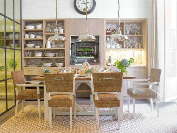 мебель в средиземноморском стиле