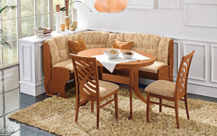диван на кухню со столом