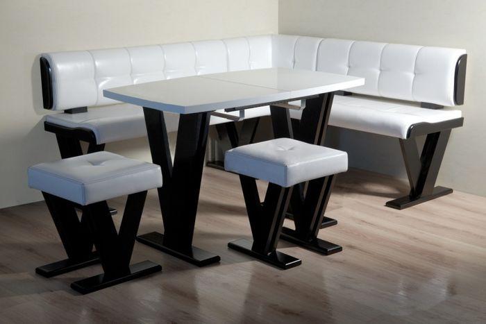 уголок кухонный с раздвижным столом