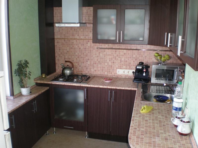 Интерьер кухни 5 кв м фото