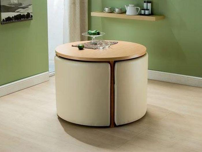 Современные обеденные столы для кухни