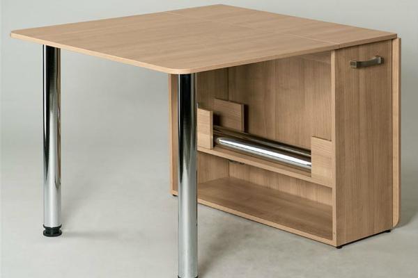 Стол-трансформер для кухни