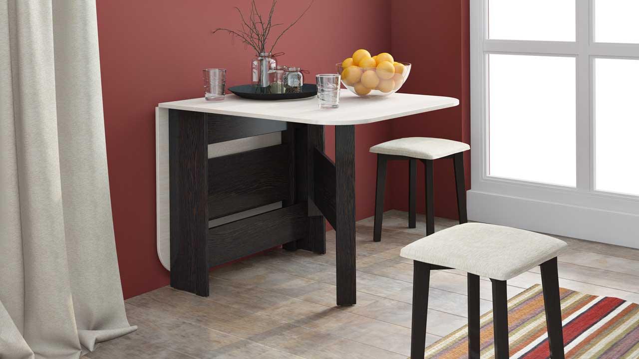 Стол откидной для маленькой кухни