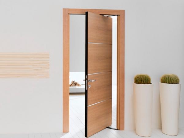 двери двухцветные межкомнатные фото